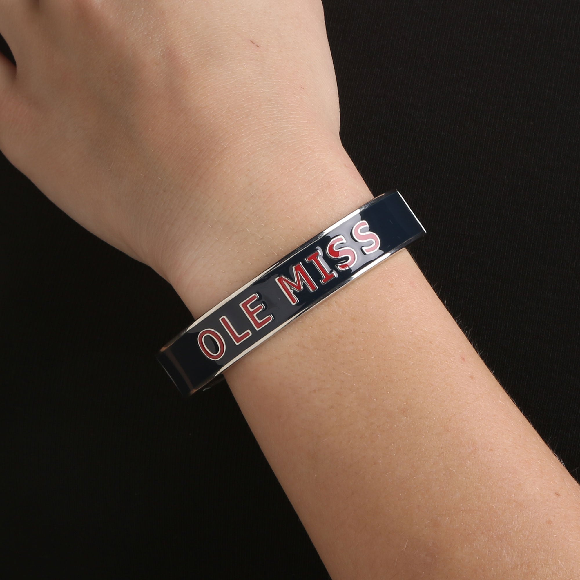 MISSISSIPPI REBELS SCHOOL BANGLE