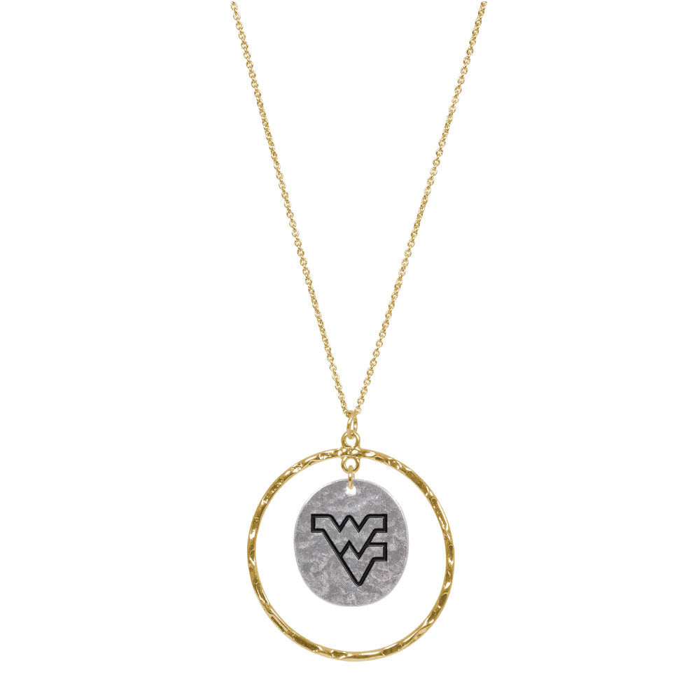 West Virginia Mountaineers Isabella Necklace