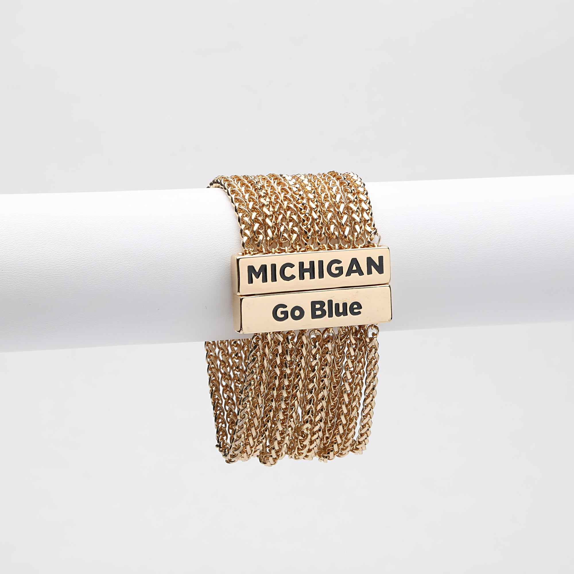 MICHIGAN WOLVERINES JOLIE BRACELET