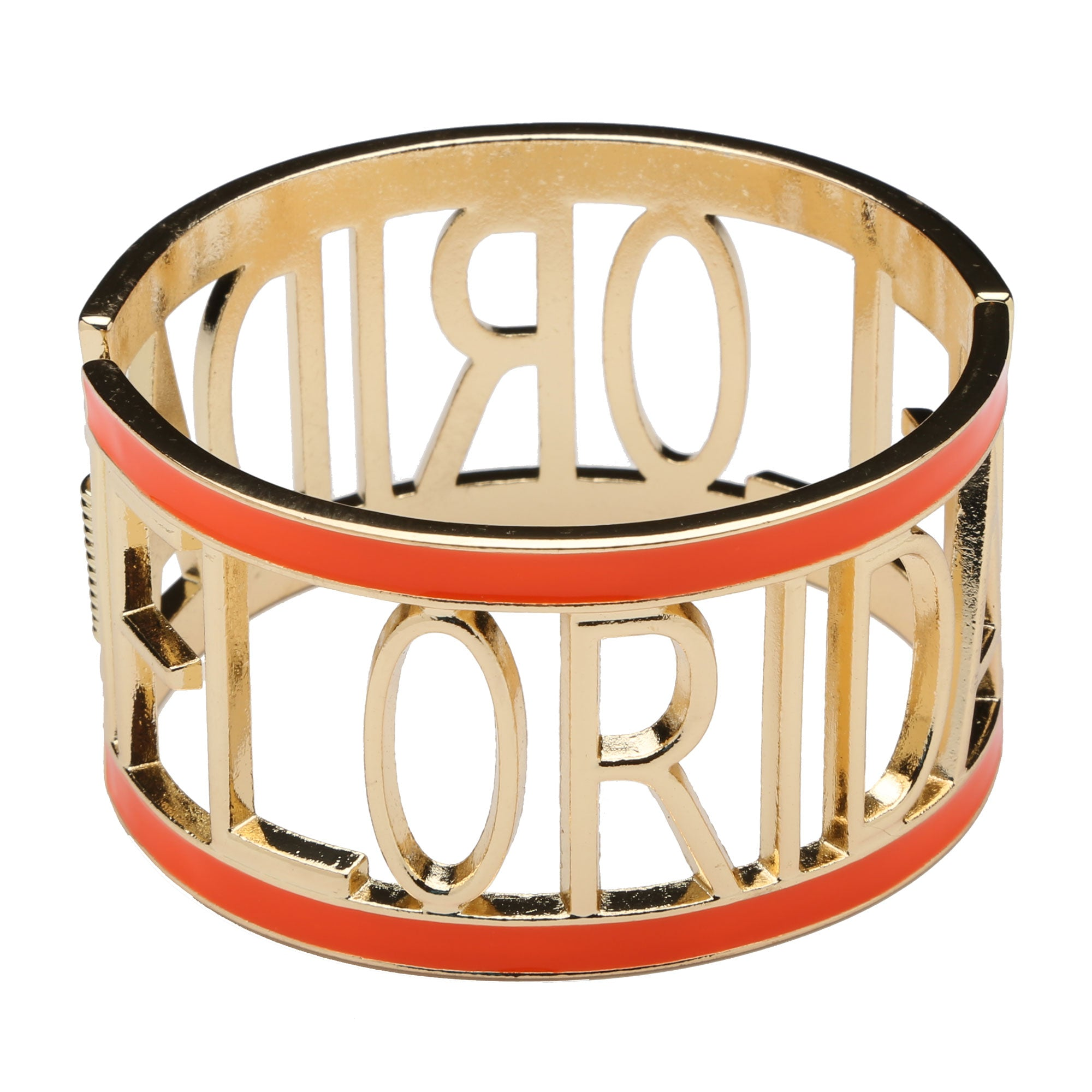 FLORIDA GATORS HINGED CUFF