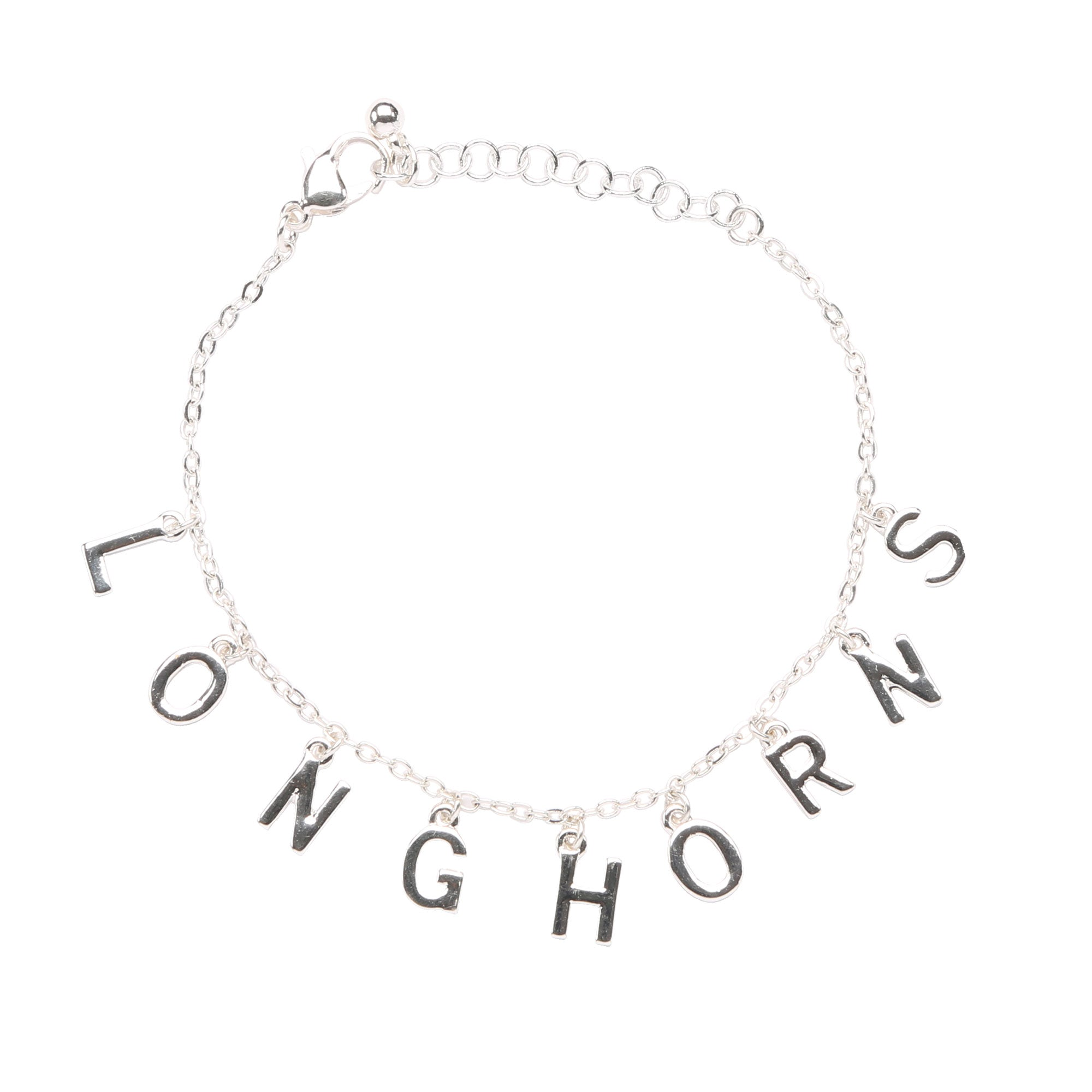 TEXAS LONGHORNS POLLY BRACELET