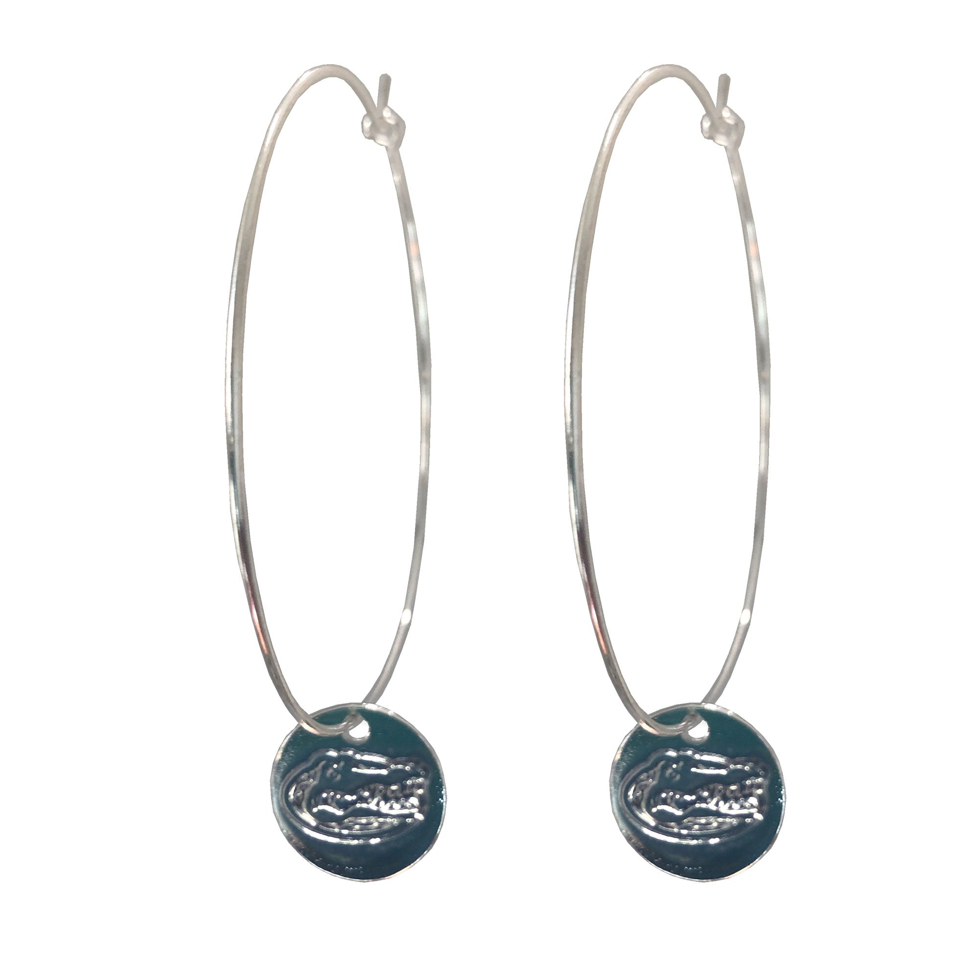 FLORIDA GATORS QUINN EARRINGS
