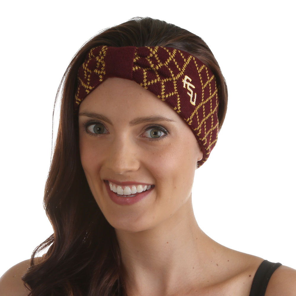 FLORIDA STATE SEMINOLES KNIT HEADBAND