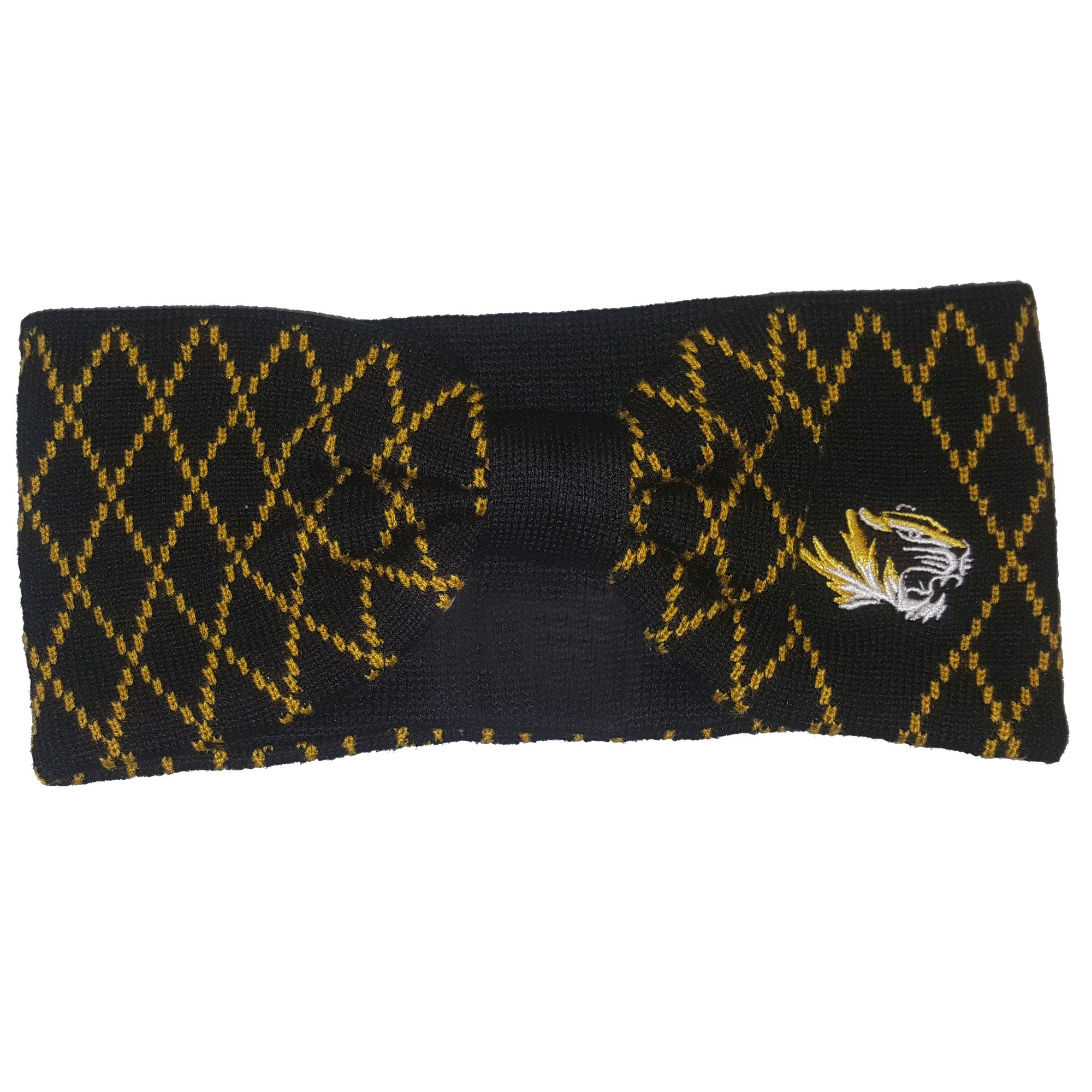 MISSOURI TIGERS KNIT HEADBAND