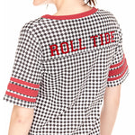 Load image into Gallery viewer, Alabama Crimson Tide Houndstooth Roll Tide Nightshirt