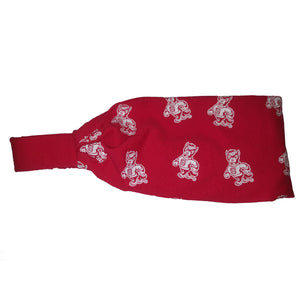 NC STATE WOLFPACK HEADBAND RED