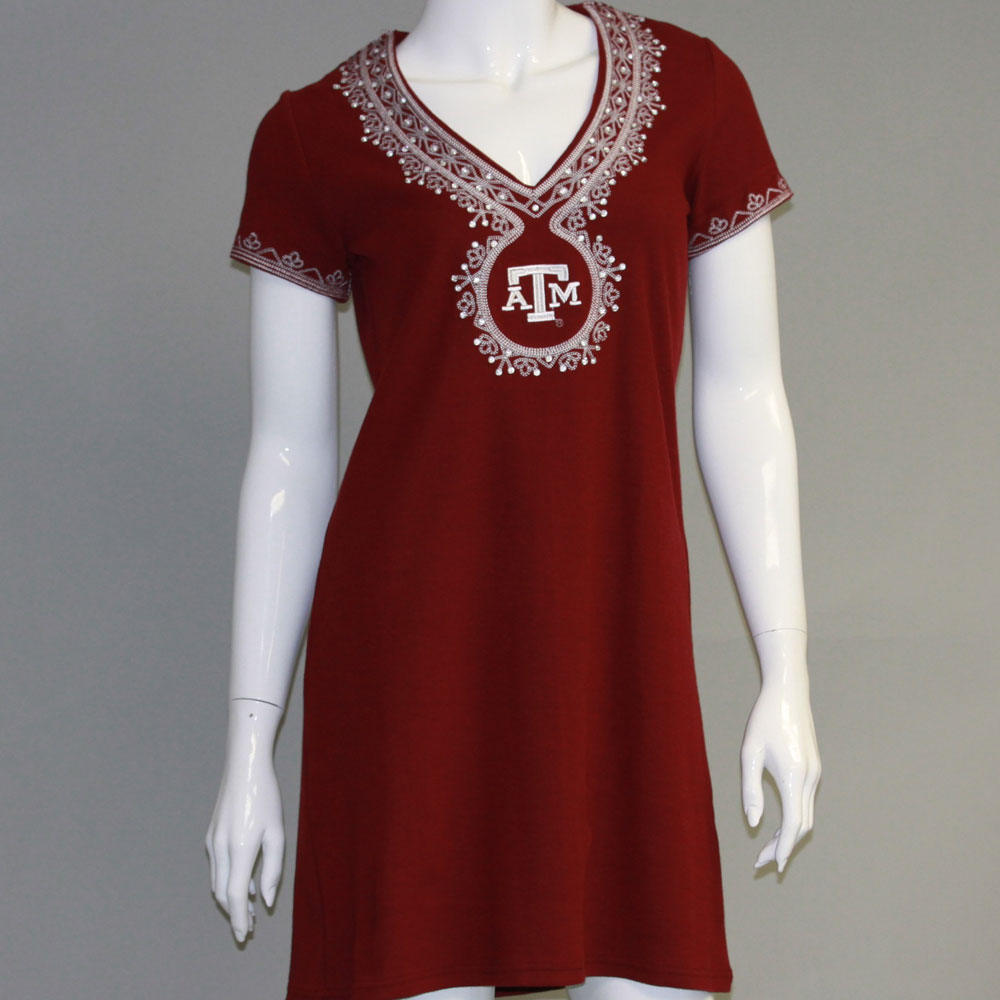 Texas A&M Aggies Medallion Dress