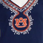 Load image into Gallery viewer, Auburn Tigers Medallion Dress