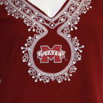 Load image into Gallery viewer, Mississippi Bulldogs Medallion Dress