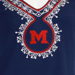 Mississippi Rebels Medallion Dress