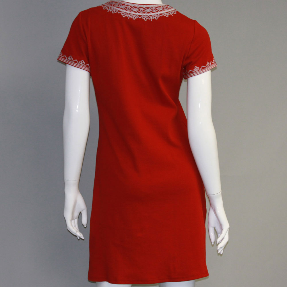Oklahoma Sooners Medallion Dress