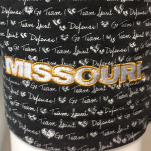 Missouri Tigers Print Short