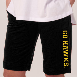 Iowa Hawkeyes Bermuda Short