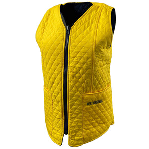 West Virginia Mountaineers Reeves Reversible Vest