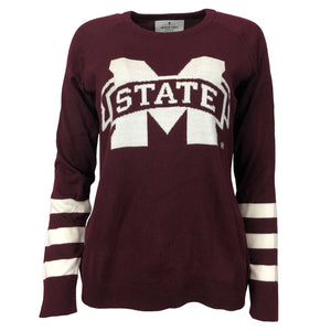 Mississippi State Bulldogs Logo Sweater