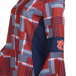 Load image into Gallery viewer, AUBURN TIGERS ERIN  BELL SLEEVE TOP
