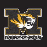 Load image into Gallery viewer, Missouri Tigers Black Legging