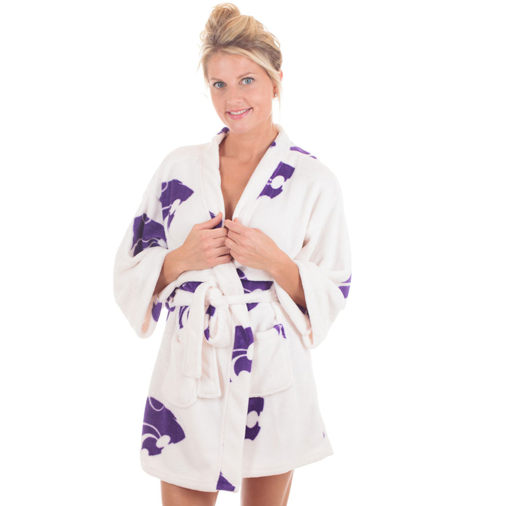 Kansas State Wildcats Spa Robe