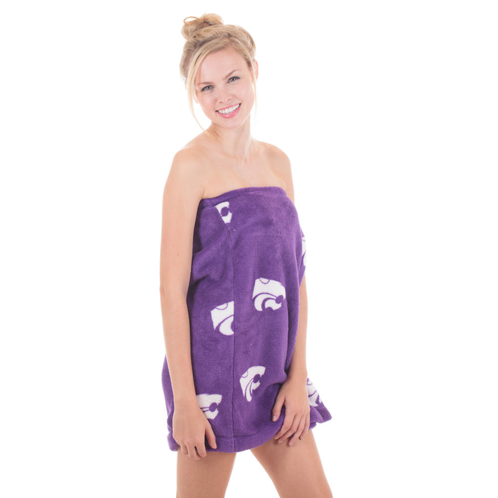 Kansas State Wildcats Spa Wrap
