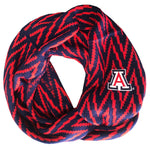 Load image into Gallery viewer, ARIZONA WILDCATS KNIT INFINITY SCARF