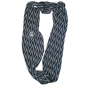 MICHIGAN STATE SPARTANS CHEVRON INFINITY SCARF