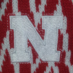 Load image into Gallery viewer, NEBRASKA CORNHUSKERS CHEVRON INFINITY SCARF