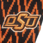 Load image into Gallery viewer, OKLAHOMA STATE COYBOYS CHEVRON INFINITY SCARF