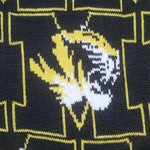 Load image into Gallery viewer, MISSOURI TIGERS LOGO INFINITY SCARF