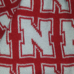 Load image into Gallery viewer, NEBRASKA CORNHUSKERS LOGO INFINITY SCARF