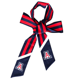 ARIZONA WILDCATS SLIM SCARF