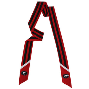 GEORGIA BULLDOGS SLIM SCARF