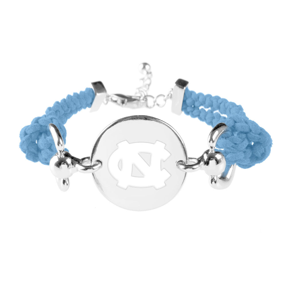 NORTH CAROLINA TARHEELS ALANA BRACELET