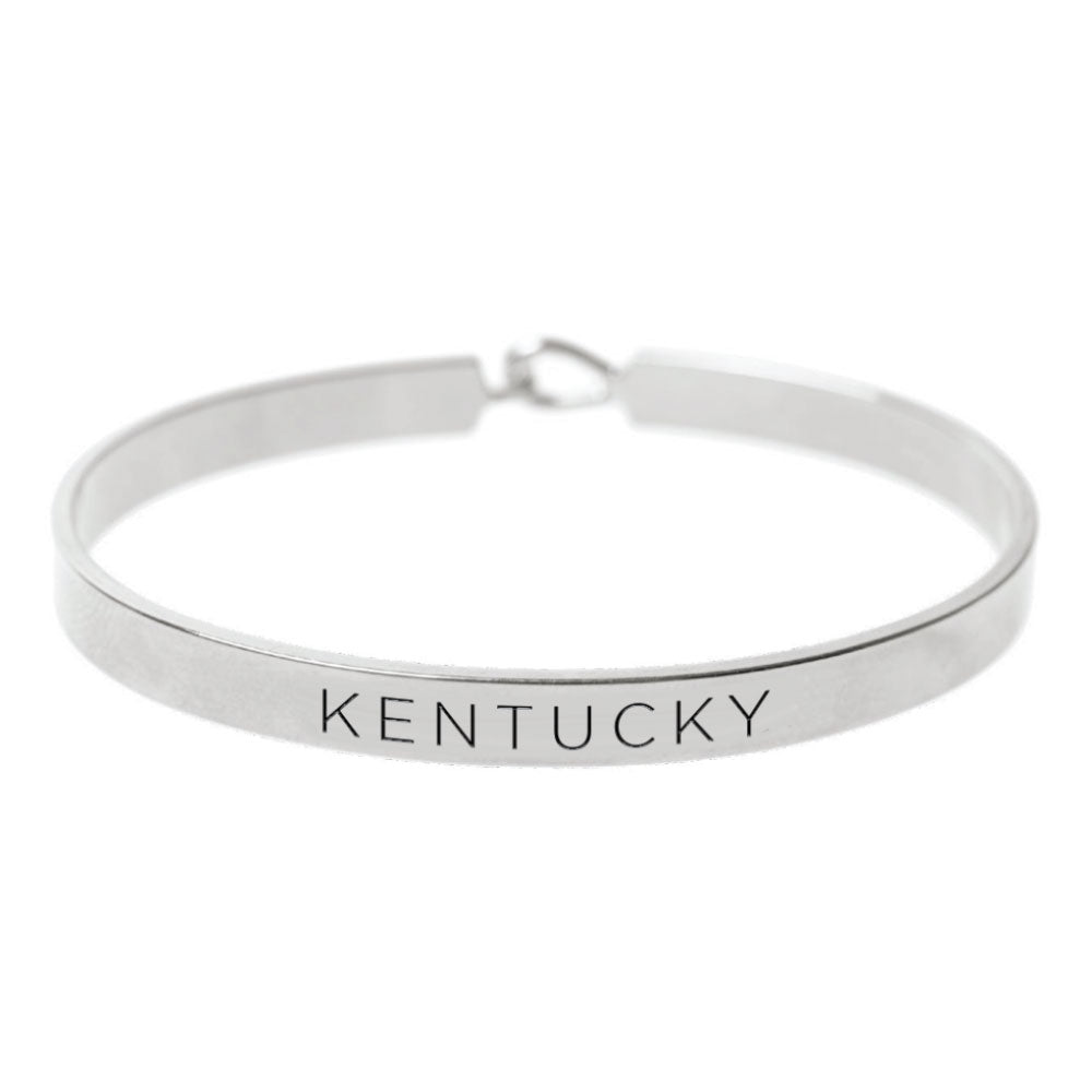 KENTUCKY WILDCATS IVY / SCHOOL BANGLE