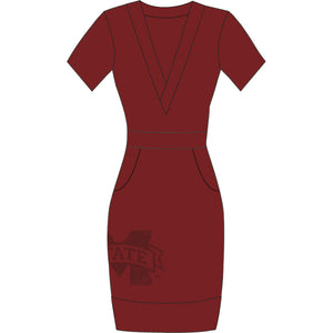 Mississippi State Bulldogs COZY Dress