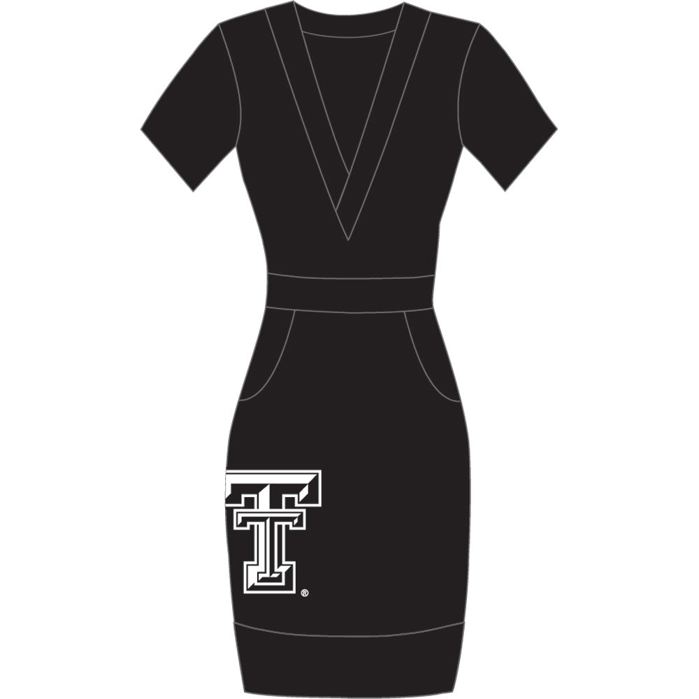 Texas Tech Red Raiders COZY Dress