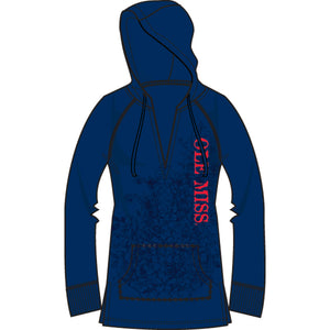 Mississippi Rebels COZY Pullover Hoody