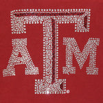 Load image into Gallery viewer, Texas A&M Aggies Jeweled Long Sleeve