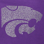 Load image into Gallery viewer, Kansas State Wildcats Jeweled Long Sleeve