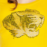 Load image into Gallery viewer, Missouri Tigers Jeweled Long Sleeve