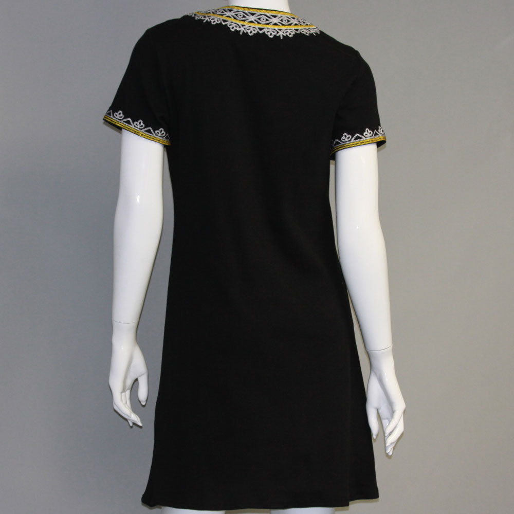 Iowa Hawkeyes Medallion Dress