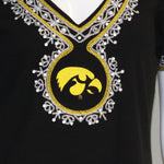 Load image into Gallery viewer, Iowa Hawkeyes Medallion Dress