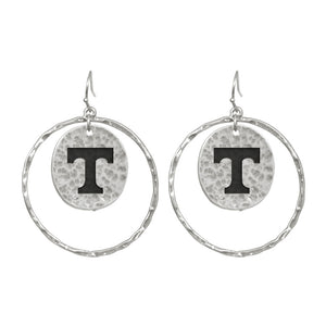 TENNESSEE VOLUNTEERS ISABELLA EARRINGS