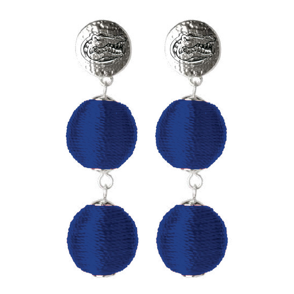 FLORIDA GATORS SONATA EARRINGS