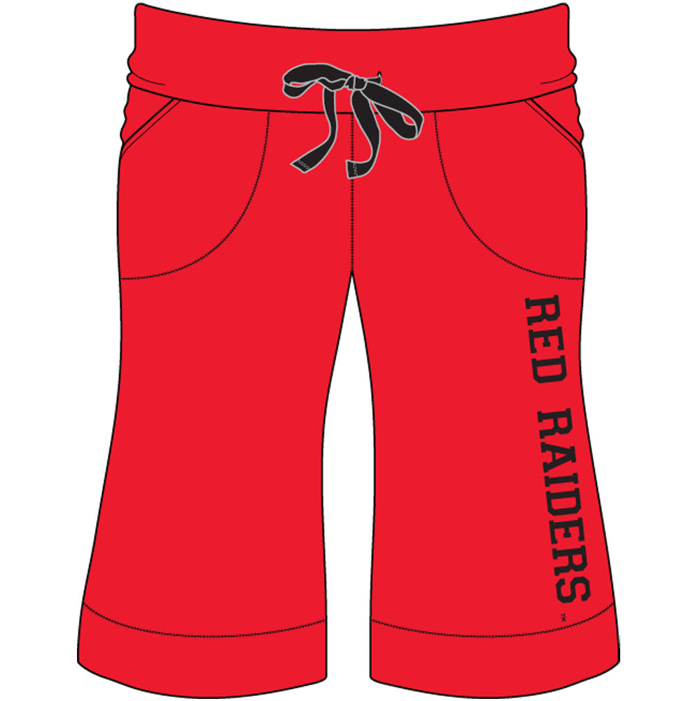 Texas Tech Red Raiders Bermuda Short