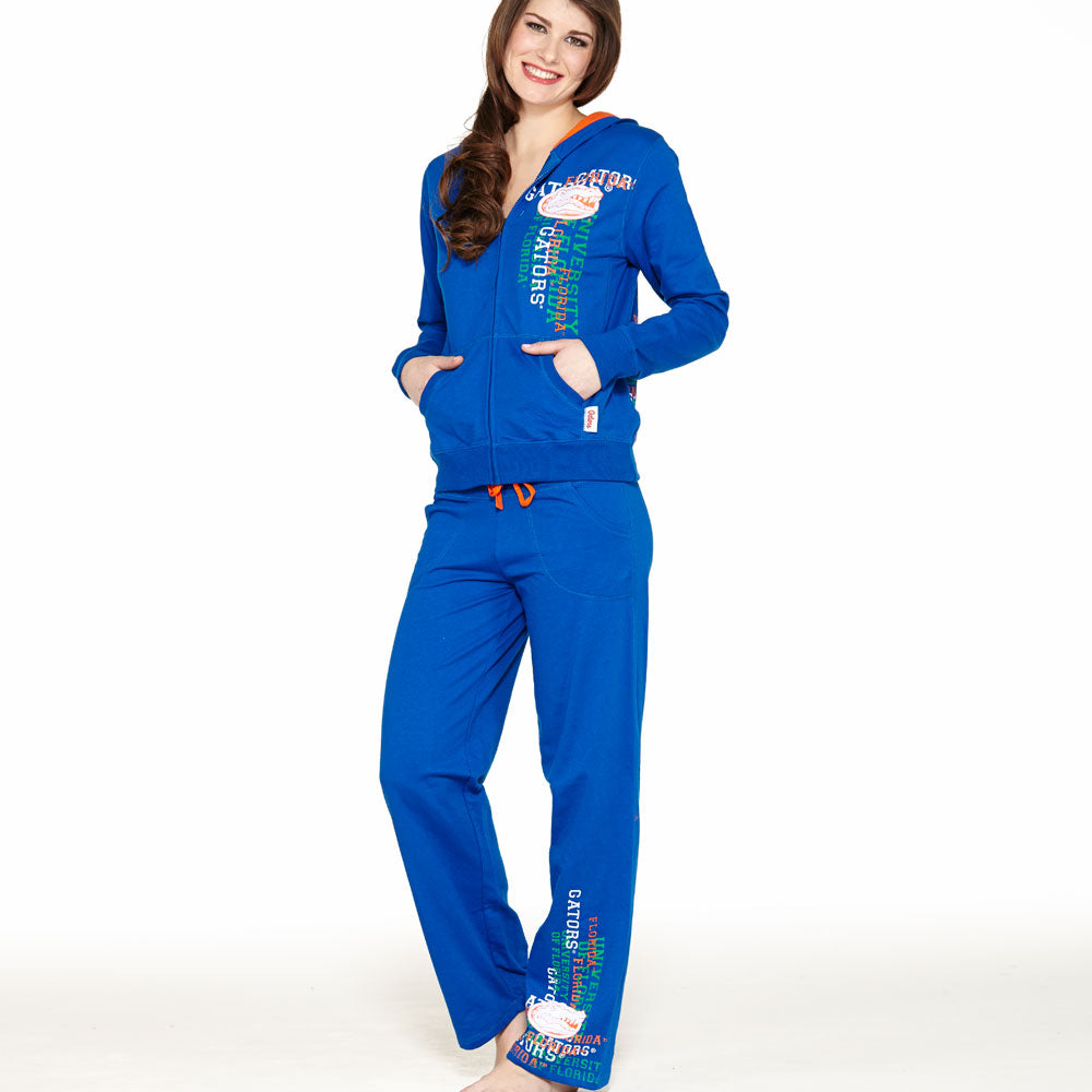 Florida Gators Flocked Pant