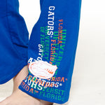 Load image into Gallery viewer, Florida Gators Flocked Pant