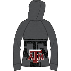 Texas A&M Aggies Lightweight Heather Hoodie
