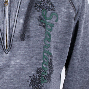 Michigan State Spartans Burnout Hoody