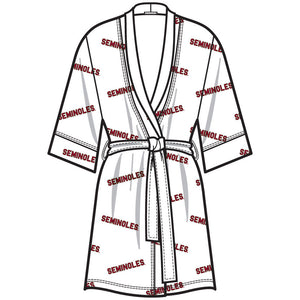 Florida State Seminoles Spa Robe