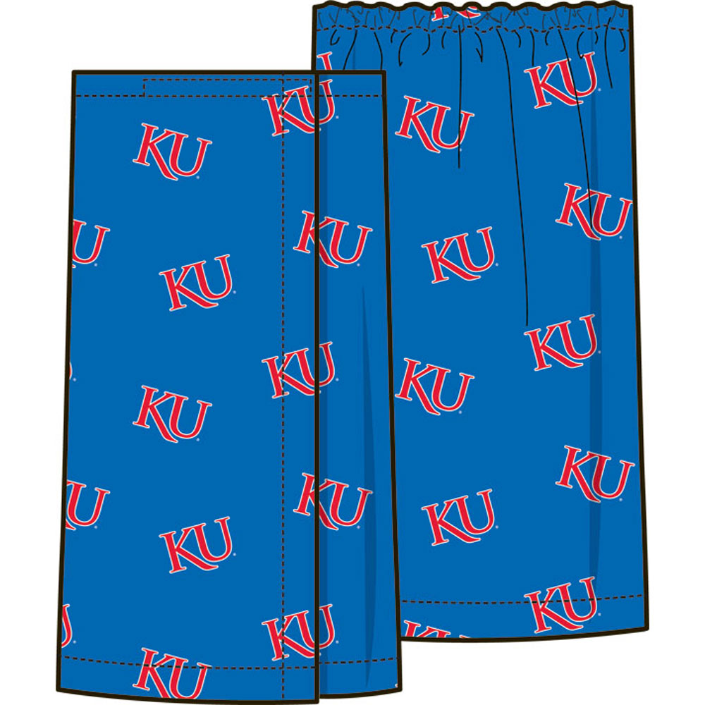 Kansas Jayhawks Spa Wrap